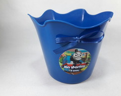 Cachepot Plastico - Thomas e Friends