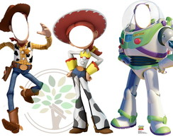 Display para foto Toy Story