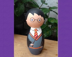 bonequinho harry potter
