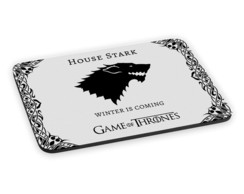 Mouse Pad Game of Thrones - Casa Stark