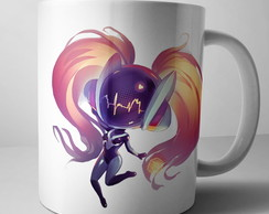 Caneca League of Legends DJ Sona