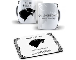 Kit Game of Thrones - Casa Stark
