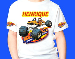 Camiseta Blaze Monster Machines 3
