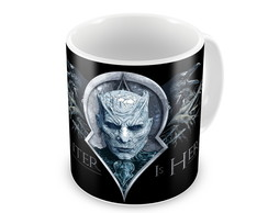 Caneca Game of Thrones Winter is Here