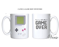 CANECA GAME BOY NINTENDO