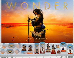 KIT DIGITAL WONDER WOMEN