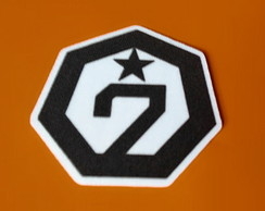 GOT7 - Patch Termocolante Permanente