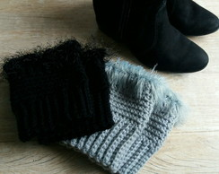 Polainas Boot cuffs
