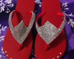 HAVAIANAS TOP ORIGINAIS MANTA STRASS