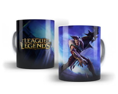 Caneca LOL League of Legends - Draven
