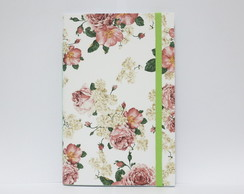 Sketchbook - Flores Rosas