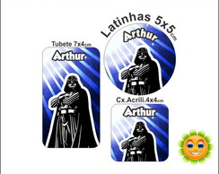 Kit Adesivo Star Wars -Darth Vader