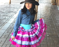 Roupa Cowgirl