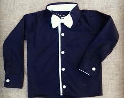 23385bec38d5e Camisa Social Infantil   Elo7