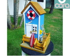 Casa de Passarinho (Beach Bird House)