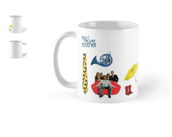 Caneca How I Met Your Mother 11