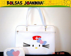 Bolsa Hello Kitty Enfermeira
