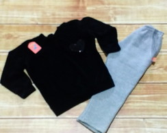 CONJUNTO MOLETOM/PLUSH