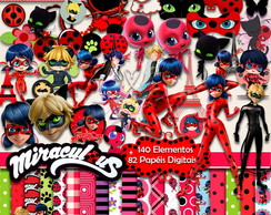 Super Kit Digital Miraculous Ladybug - 67