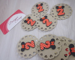 Topper Minnie Mouse