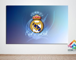 Painel Lona 1 x 1,70 - Real Madrid