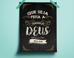 Poster Chalkboard - Atos 21
