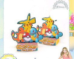CAIXA MINI WAFFER DUPLO POKEMON