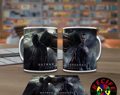 Caneca - Batman vs Superman
