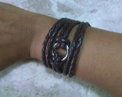 Bracelete Leather