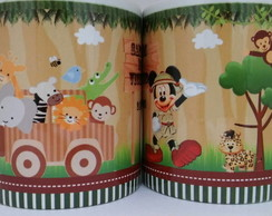 Canecas Personalizadas Safari do Mickey