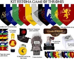 Kit Festona Game of Thrones