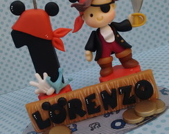Mini topo Mickey pirata!