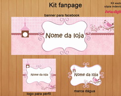 kit fanpage retrô
