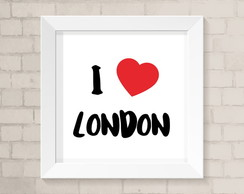 Quadro Love London