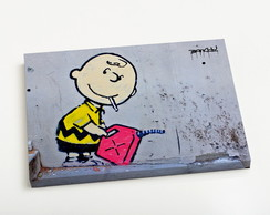 Quadro P Charlie Brown Gasoline
