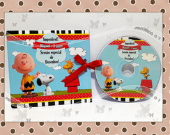 DVD ou CD Snoopy