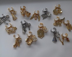 Kit 10 piercings para bomba variados