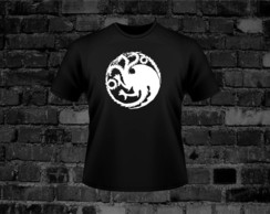 Camiseta Game of Thrones casa Targaryen