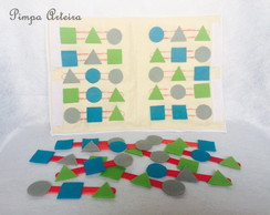 Jogo Sensorial - Educativo - Recreativo