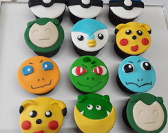 Mini cupcake Pokemon