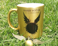 Caneca Harry Potter Cursed Child