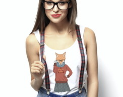 Regata Feminina Nerd Girl