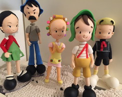 Turma do Chaves - Personagens G