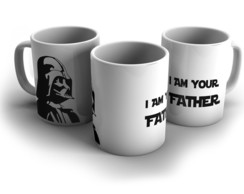 Caneca Star Wars Darth Vader