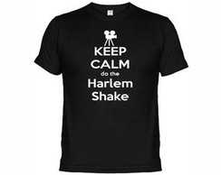 Camisetas Keep Calm And Harlem Shake