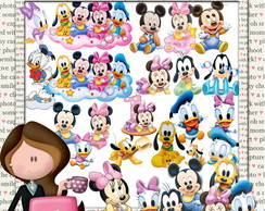 Kit Scrapbook Baby Disney