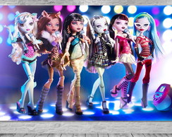 Painel Monster High - Frete Grátis
