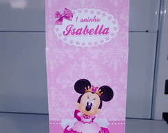Caixa Milk Minnie Princesa