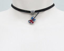 Choker Guitarra London