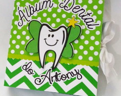 Álbum Dental Verde